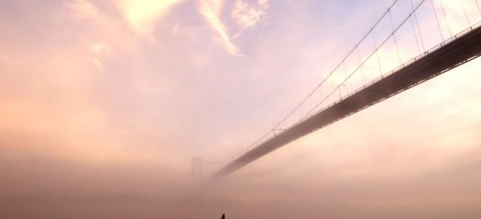 Ці мости, над якими птахи перелітні